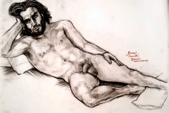 James Reclining Nude